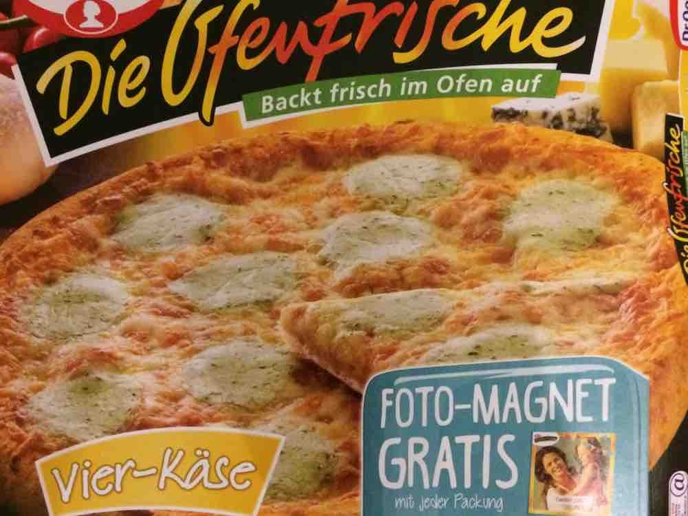 Die Ofenfrische Pizza, Vier Käse von Bocelli | Hochgeladen von: Bocelli