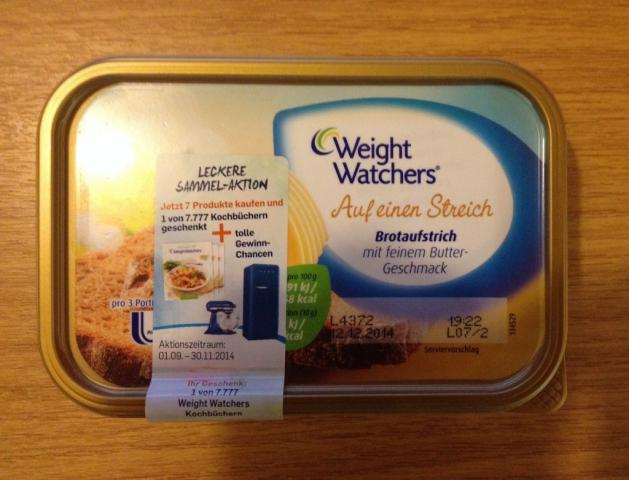 Brotaufstrich mit feinem Buttergeschmack, 18%   Hochgeladen von: xmellixx