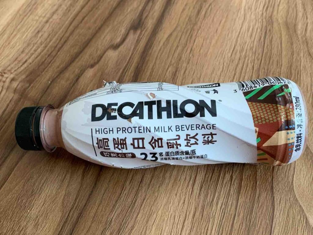 Decathlon  High Protein Milk von Onofrio   Hochgeladen von: Onofrio