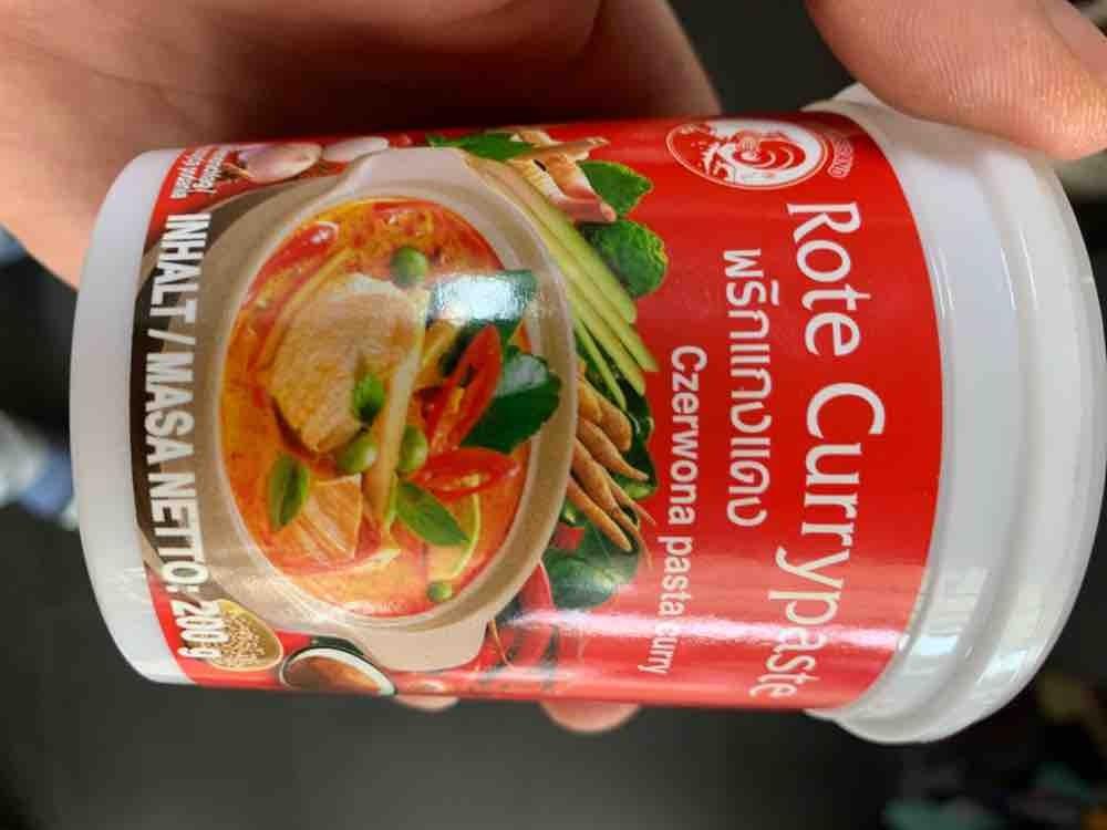 Rote Currypaste von lembo | Hochgeladen von: lembo