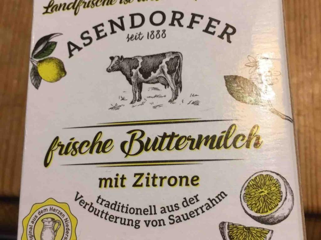 Frische Buttermilch mit Zitrone, Asendorfer von TheMamaBetty | Hochgeladen von: TheMamaBetty