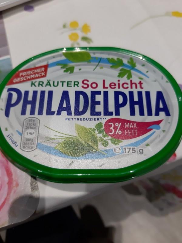Philadelphia Kräuter, so leicht von doro58 | Hochgeladen von: doro58