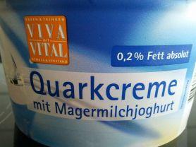 Quarkcreme mit Magermilchjoghurt | Hochgeladen von: huhn2