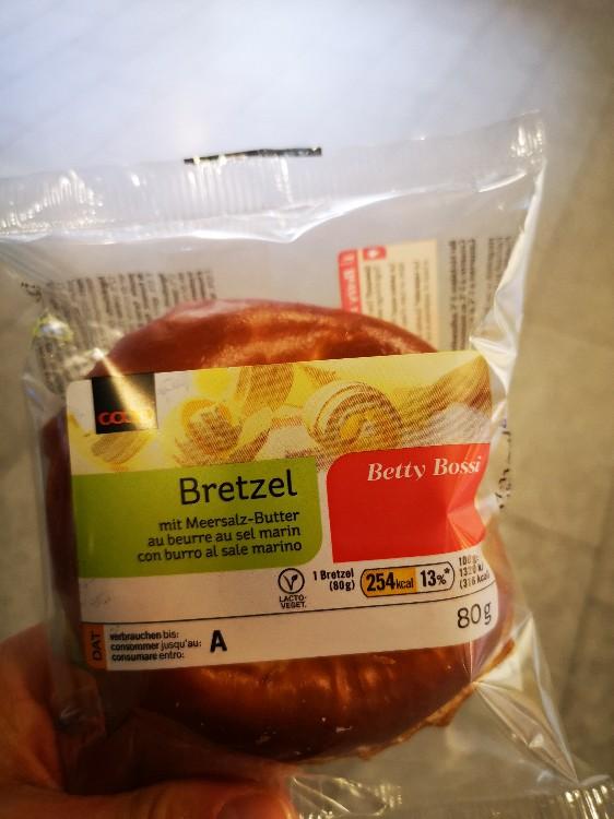 Bretzel, mit Meersalz-Butter von scout.bosshard   Hochgeladen von: scout.bosshard