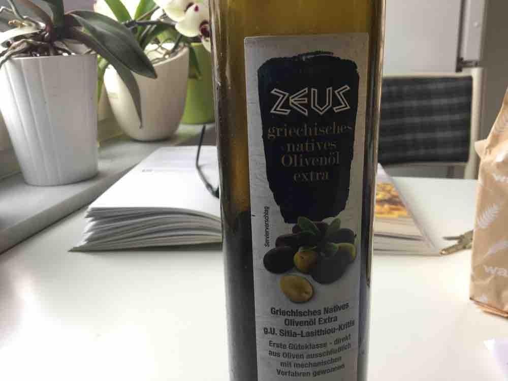 Zeus Olivenöl