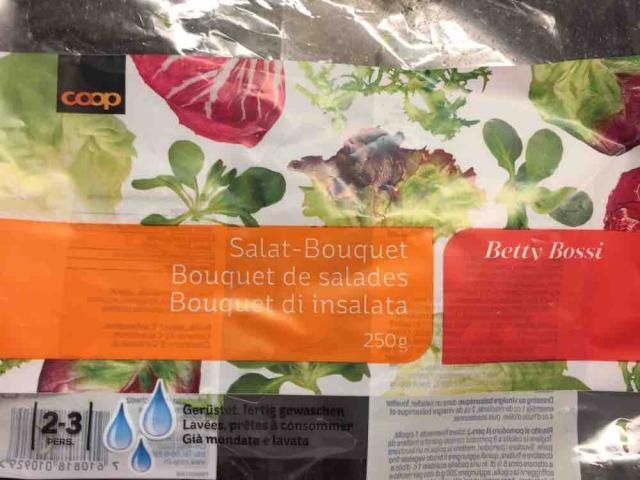 Salat-Bouquet von annavictoria | Hochgeladen von: annavictoria