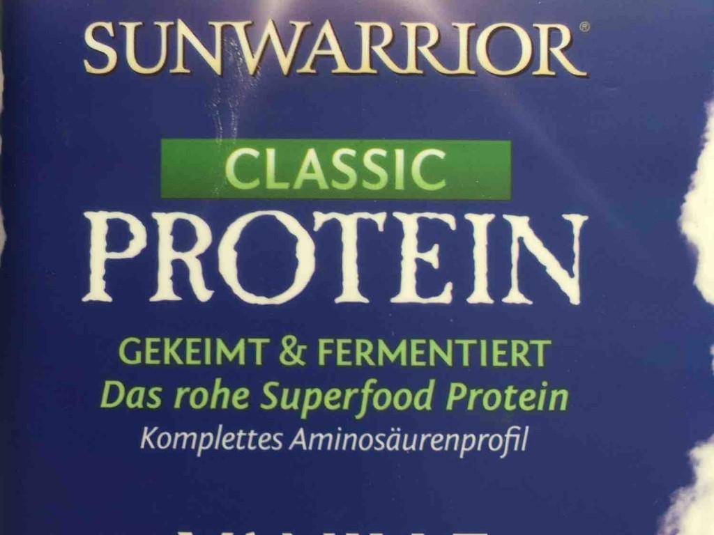 Classic Protein, Vanille von bahrandi   Hochgeladen von: bahrandi