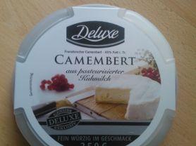 Französischer Camembert (Deluxe), 45% Fett i. Tr. | Hochgeladen von: Masquarade