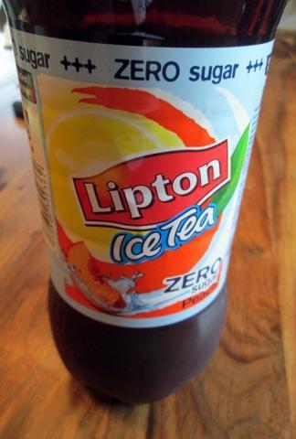 Ice Tea Zero, No Sugar Peach   Hochgeladen von: CaroHayd