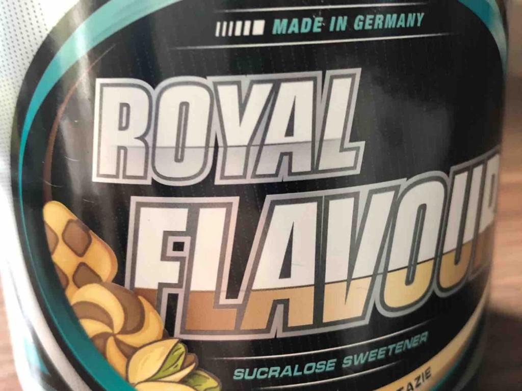 S.U. Royal Flavour Plätzchenteig Pistazie von harlekin78 | Hochgeladen von: harlekin78