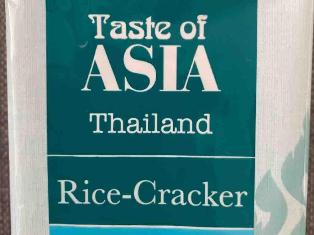 Rice-Cracker Meersalz von Cunyada | Hochgeladen von: Cunyada