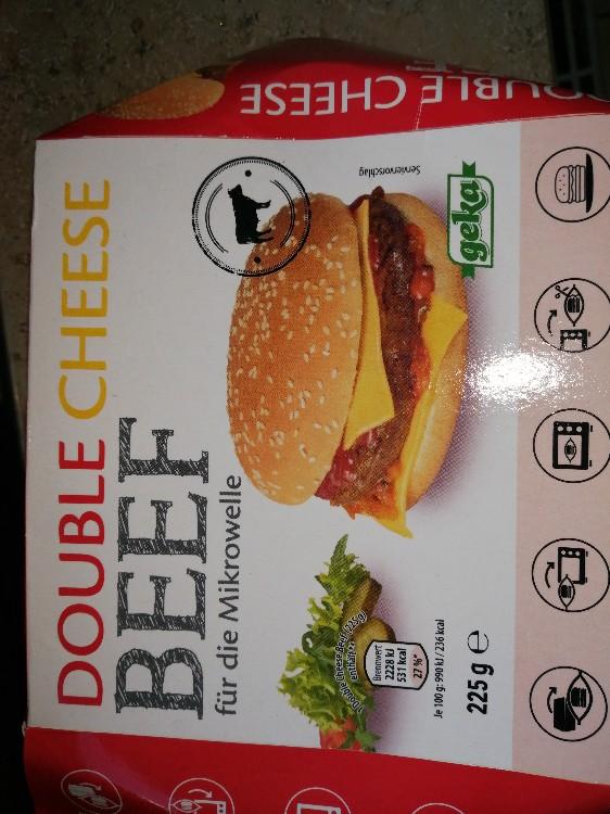 Double Cheese Beef, für die Mikrowelle von haunnoah | Hochgeladen von: haunnoah