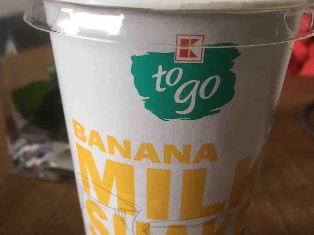 Banana Milk Shake, Banane von linherolda31 | Hochgeladen von: linherolda31
