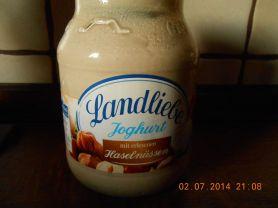 Joghurt mit erlesenen Haselnüssen, Haselnuss | Hochgeladen von: Highspeedy03