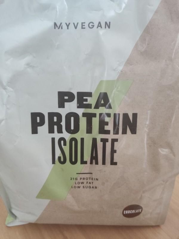 Pea Protein Isolate, Chocolate von chris1194   Hochgeladen von: chris1194