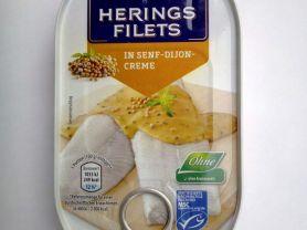 Heringsfilets in Senf-Dijon-Creme, Senf | Hochgeladen von: Totti Torsche
