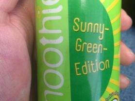 Pure Fruit Smoothie Sunny-Green-Edition, Traube-Gurke-Birne-   Hochgeladen von: Kleines Miststück