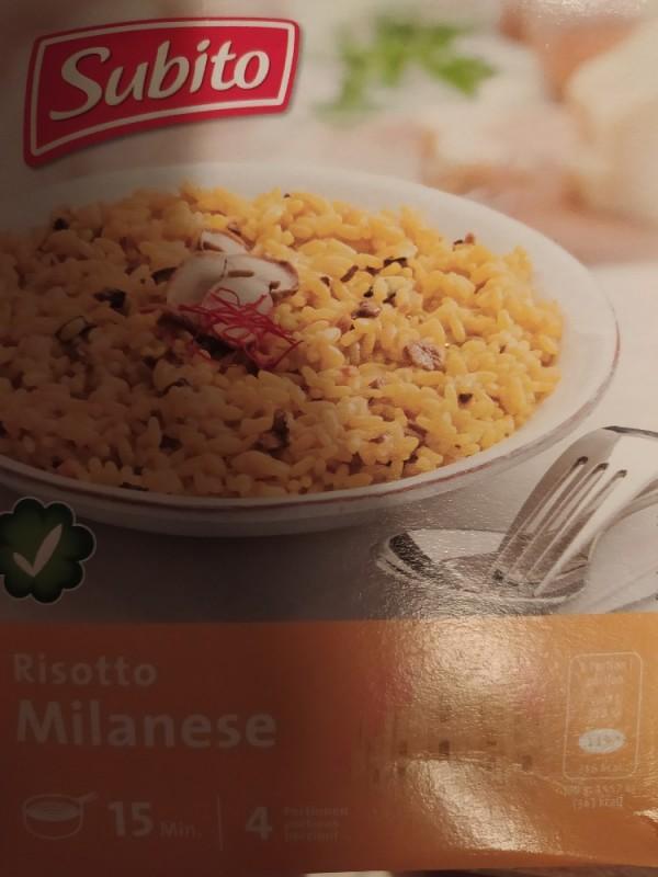 risotto milanese von sternenzeichner | Hochgeladen von: sternenzeichner