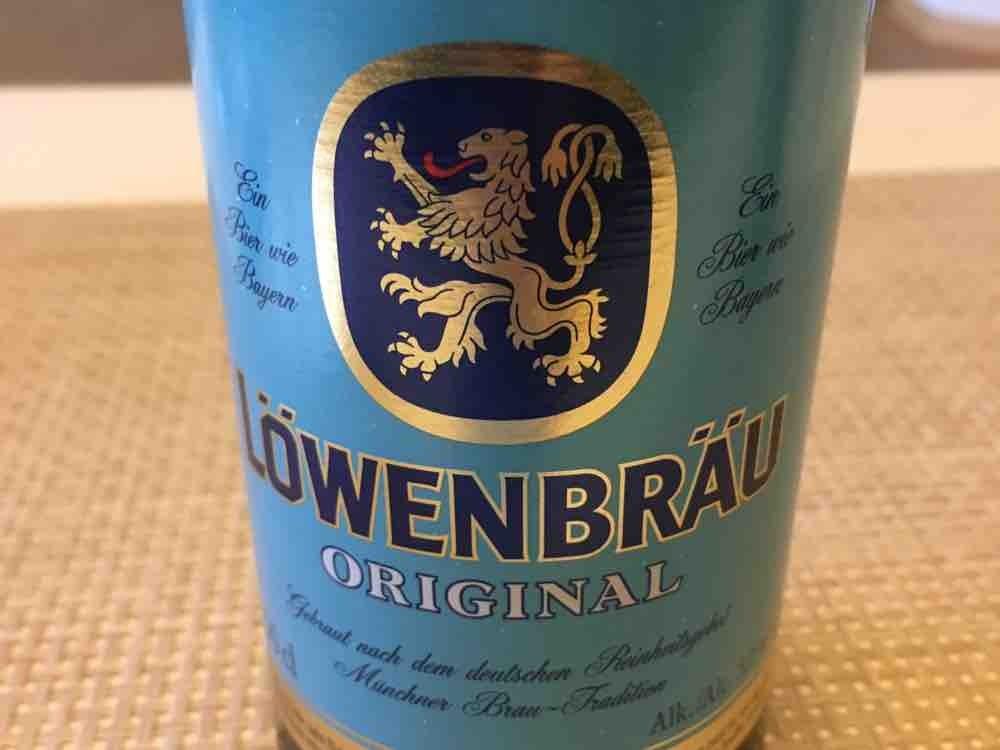 Löwenbräu Original, Hell von Farbenfinsternis   Hochgeladen von: Farbenfinsternis