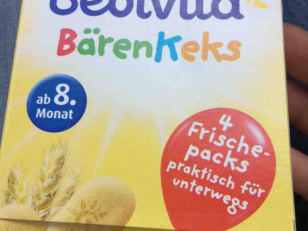 Bärenkeks, Bebivita von Bontje   Hochgeladen von: Bontje