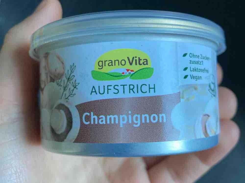 Champignon Aufstrich von Vianne | Hochgeladen von: Vianne