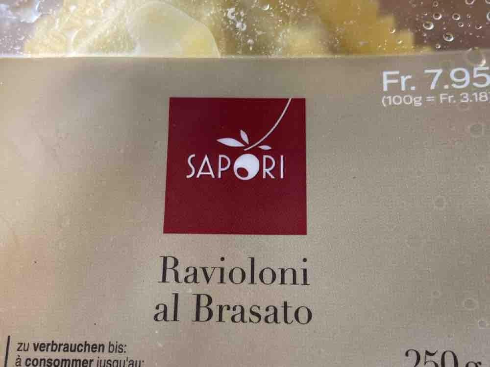 Ravioloni al Brasato von Smone   Hochgeladen von: Smone