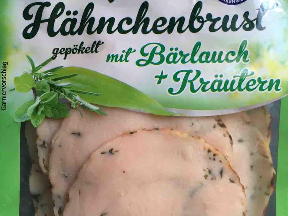 Hähnchenbrust mit Bärlauch und Kräutern von nurich | Hochgeladen von: nurich
