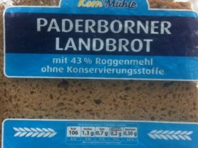 Paderborner Landbrot | Hochgeladen von: paeskel87
