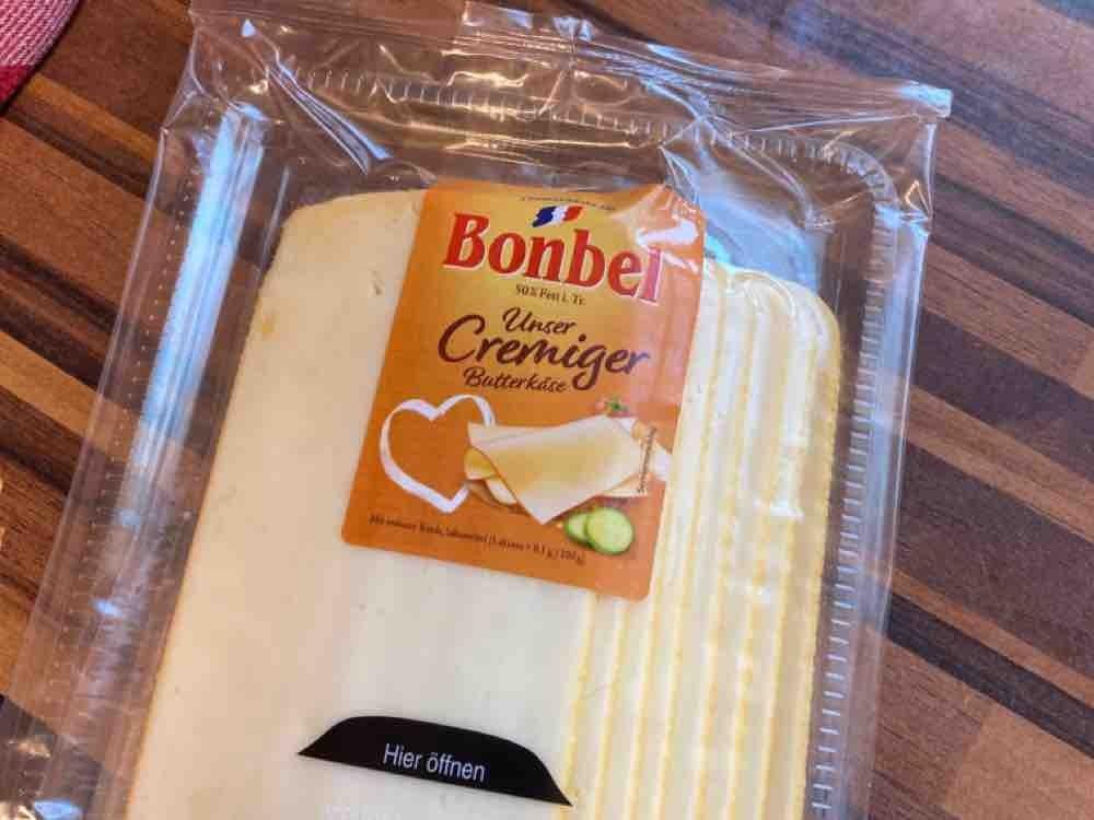 Bonbel Cremig, Käse von MaSchuBee   Hochgeladen von: MaSchuBee