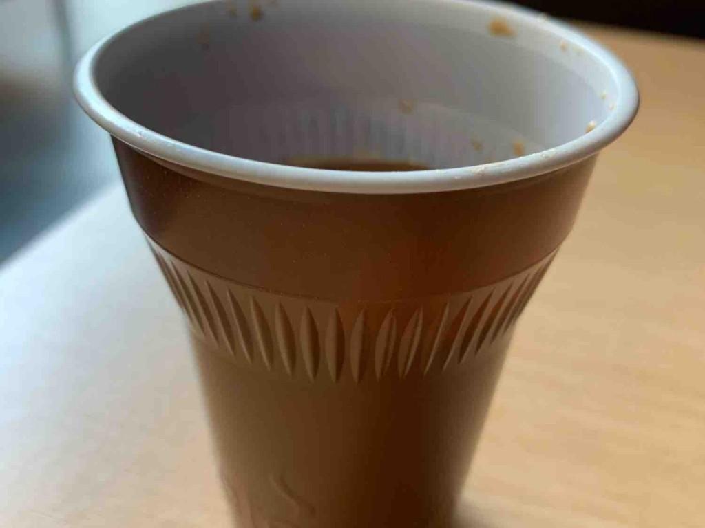 Cappuccino ohne Zucker, Automat von alm0stun1que | Hochgeladen von: alm0stun1que