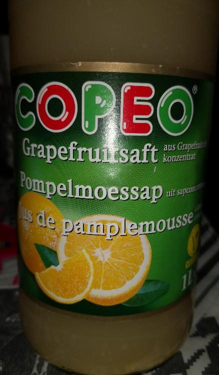 Grapefruitsaft COPEO von Ninaweazel | Hochgeladen von: Ninaweazel