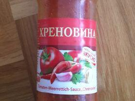 Chrenovina , Tomaten-Meerrettich-Sauce | Hochgeladen von: ignidrake994