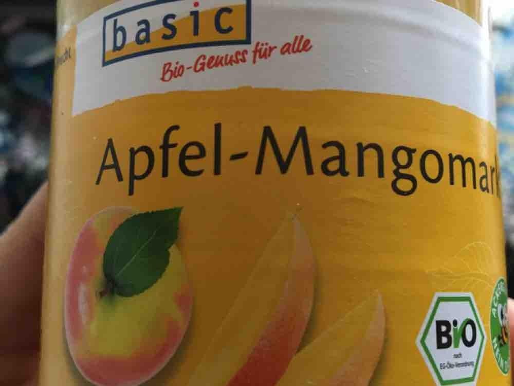 Apfel-Mangomark von jaguarfool | Hochgeladen von: jaguarfool