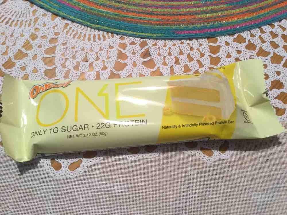 One Protein Bar - Lemon Cake von inquisitor77 | Hochgeladen von: inquisitor77