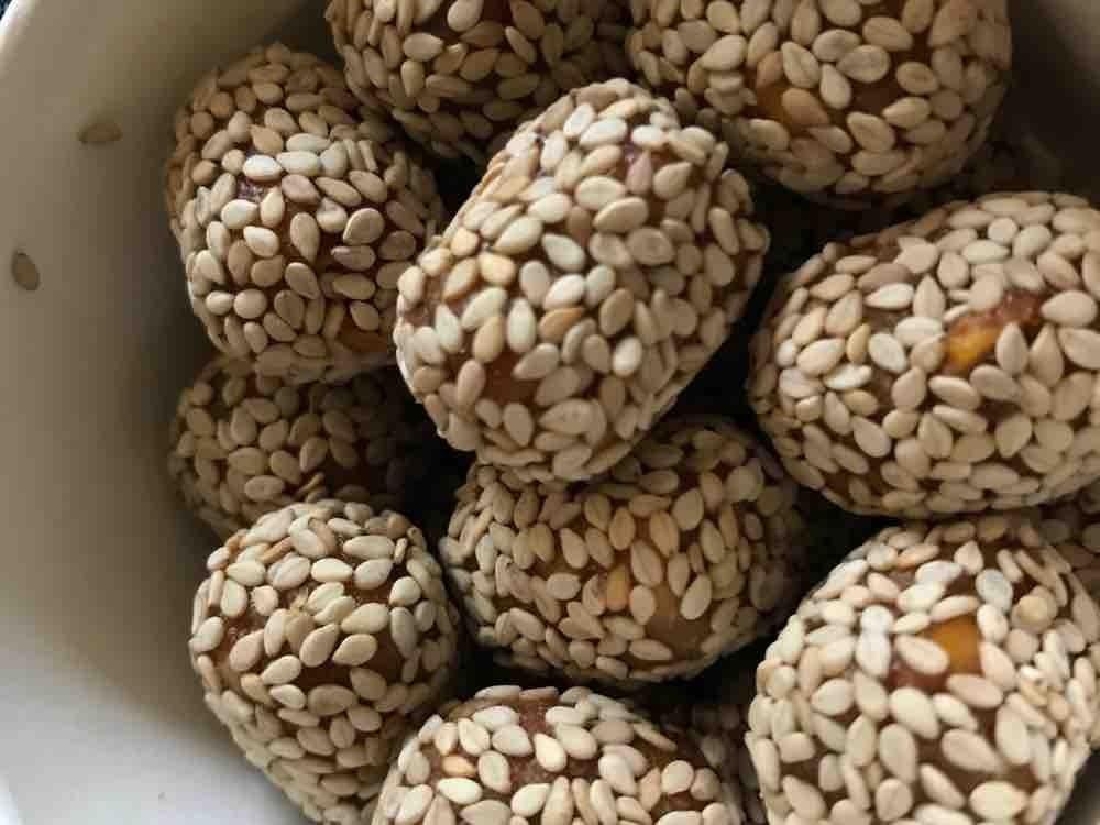 SnegBalls Mango Chili, Trockenfruchtkugeln von achatina | Hochgeladen von: achatina