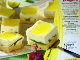 Zitronen-Krem-Schnitte | Hochgeladen von: Buldi