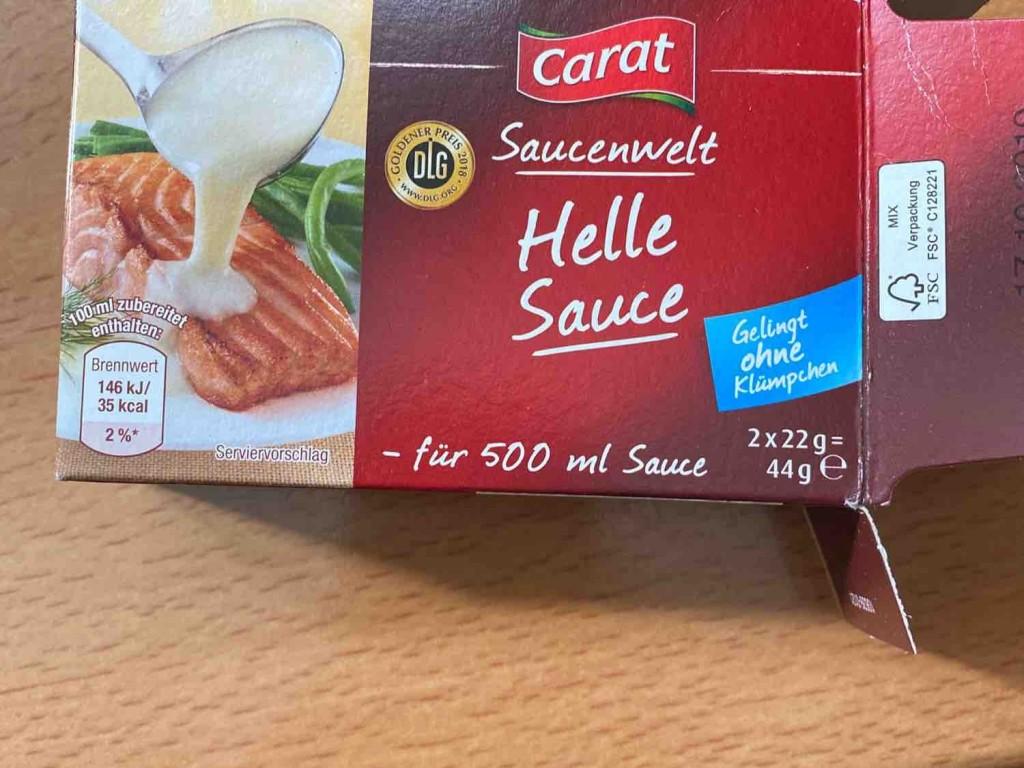 Helle Sauce von koser007   Hochgeladen von: koser007