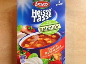 Heisse Tasse, Tomate-Mozzarella | Hochgeladen von: xmellixx