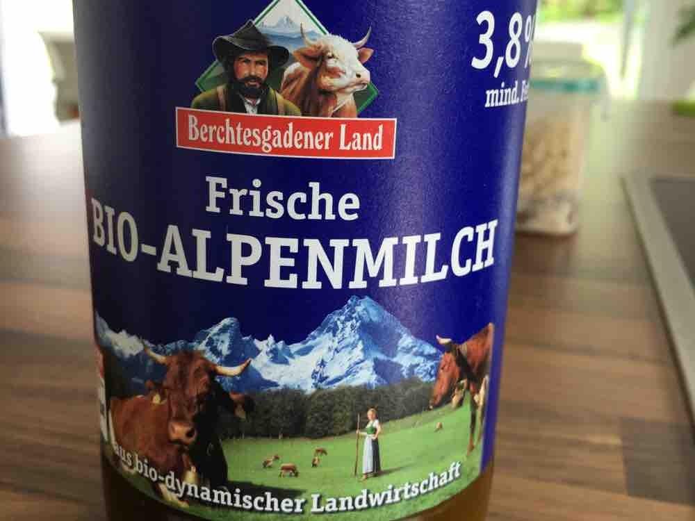 Frische Bio-Alpenmilch, mind. 3,8% Fett von skraft123   Hochgeladen von: skraft123