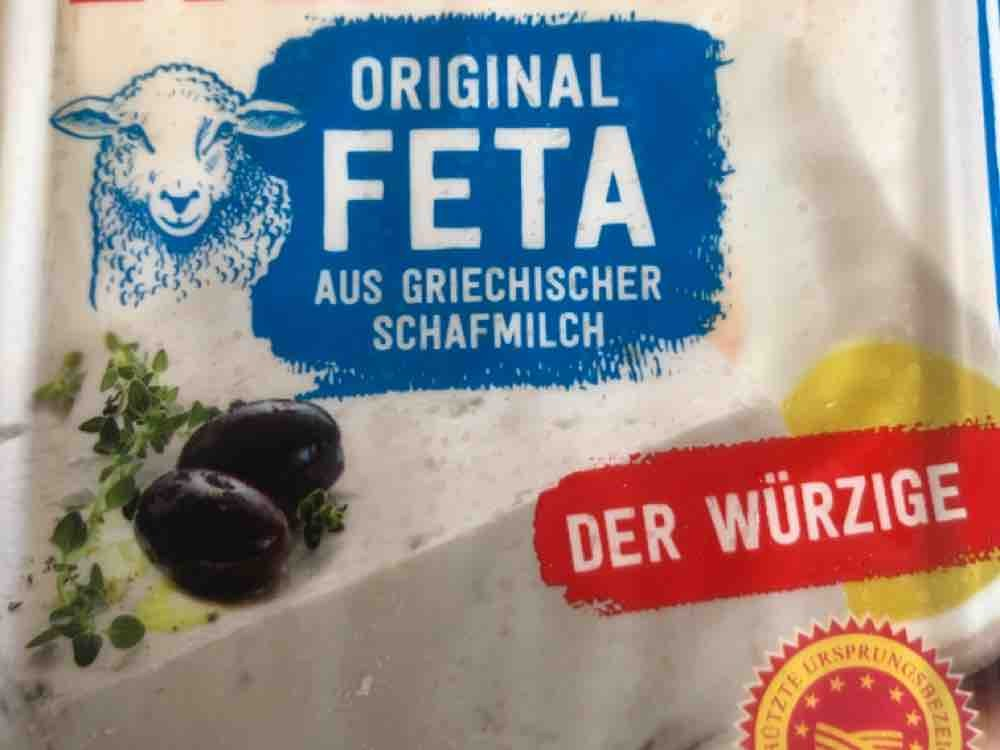 Feta aus griechischer Schafmilch, mild-würzig von summerjacy | Hochgeladen von: summerjacy