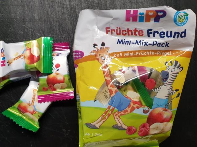 Früchte Freunde, Mini-Mix-Pack von bernadettesteff687 | Hochgeladen von: bernadettesteff687