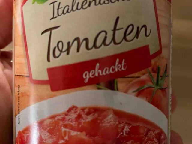 Tomaten gehackt Lidl von nvphysio   Hochgeladen von: nvphysio