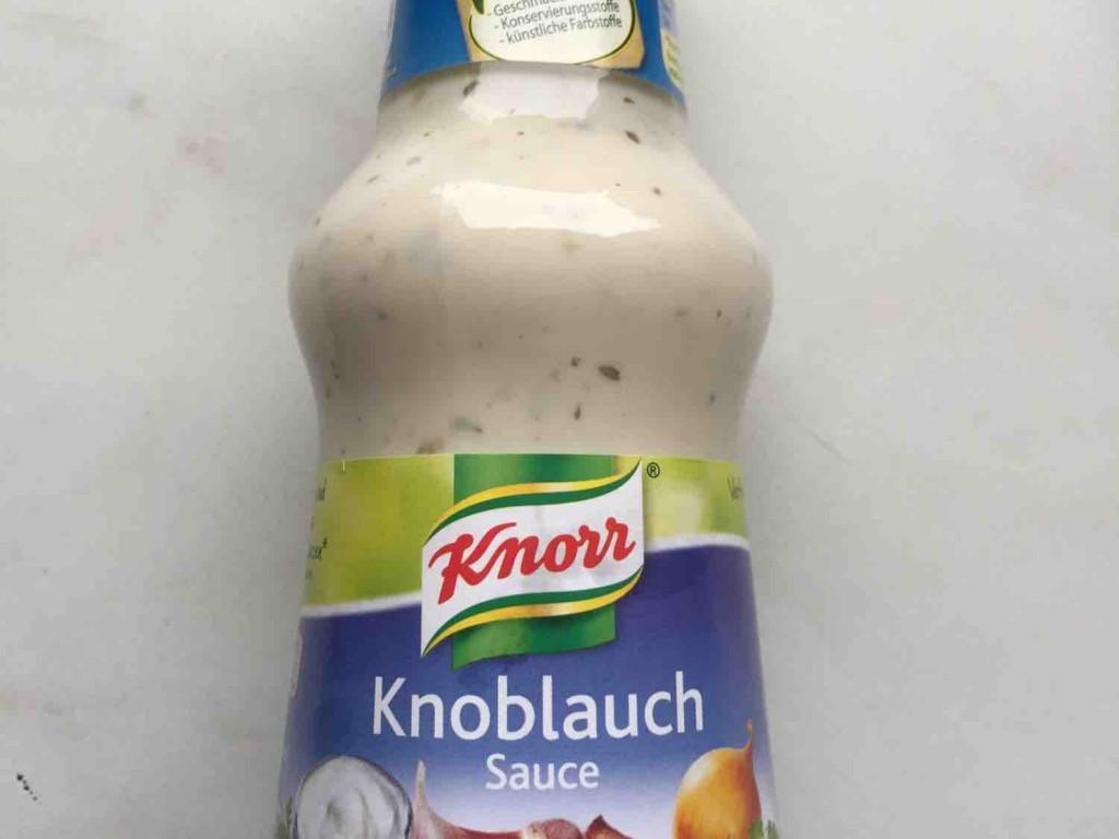 Knorr Knoblauch Sauce von Rolf K. | Hochgeladen von: Rolf K.