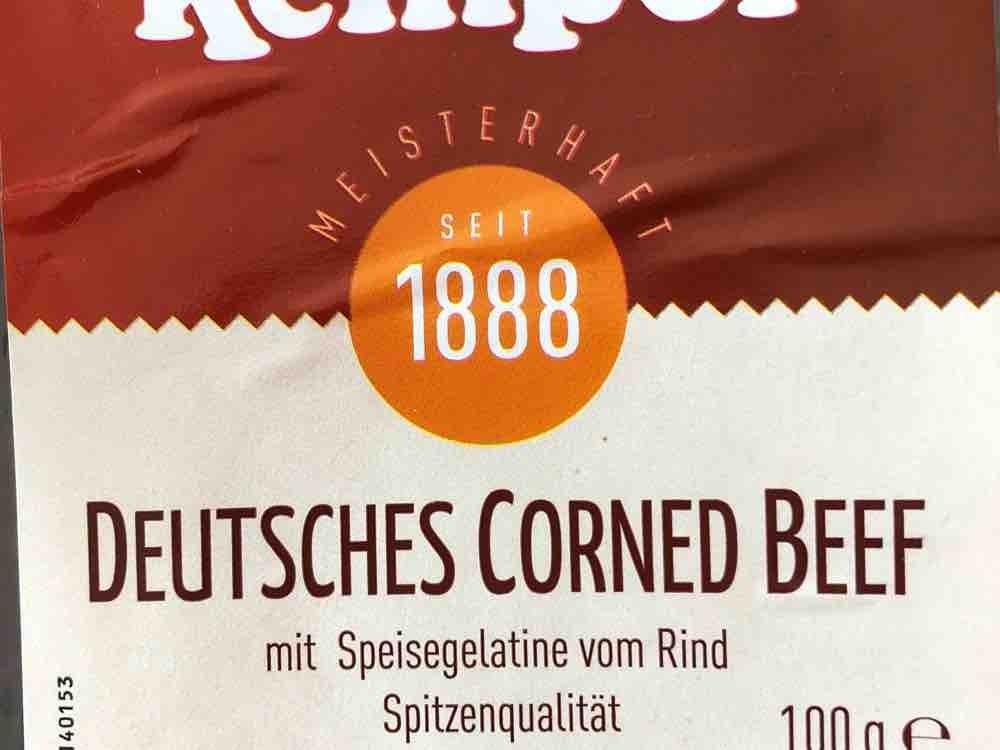 Kemper Corned Beef von ElenMS | Hochgeladen von: ElenMS