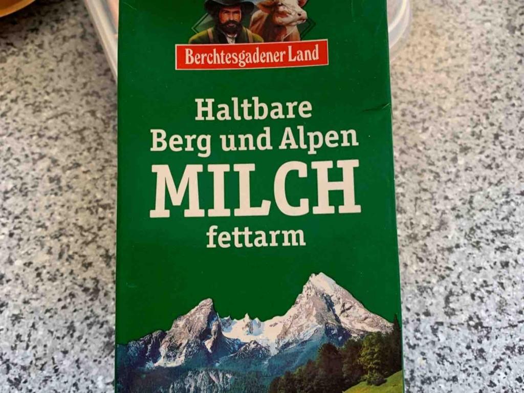 Haltbare Bergbauern Milch, 1,5 % von LachDa | Hochgeladen von: LachDa