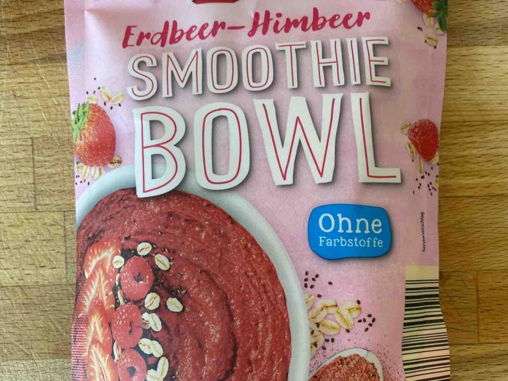 Smoothie-Bowl Erdbeer Himbeer von hummel03 | Hochgeladen von: hummel03