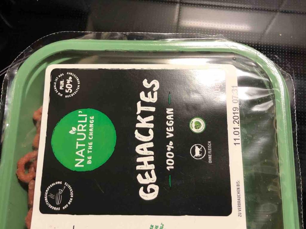 Gehacktes vegan von frigui | Hochgeladen von: frigui