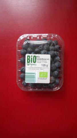Bio-Heidelbeeren | Hochgeladen von: kaloliku