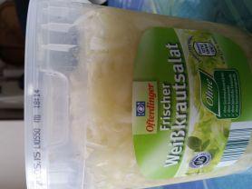 Frischer Krautsalat , ohne Geschmacksverstärker | Hochgeladen von: TanneFlippsn