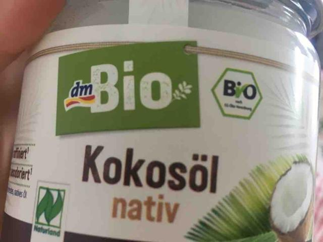 Kokosöl Nativ  von tochen | Hochgeladen von: tochen